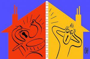 rental properties, challenges, renters, living on rent, struggles of living on rent